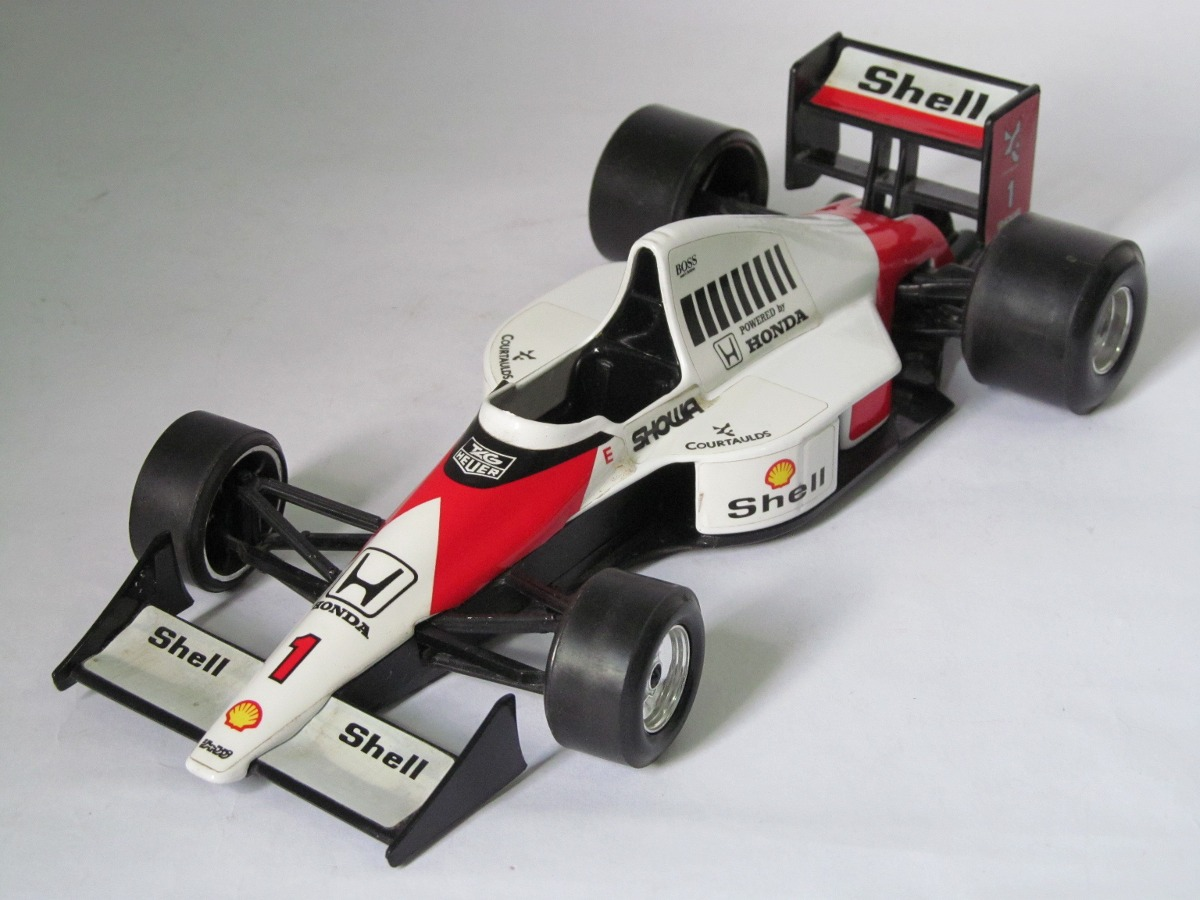mclaren honda grand prix f1 miniatura 1 24 bburago senna r 139 00 em mercado livre. Black Bedroom Furniture Sets. Home Design Ideas