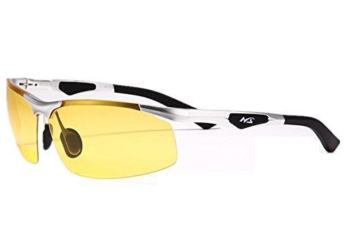 e016d1a190 Mcolics Vista Nocturna Gafas De Conducción Para Hombres Muj - $ 136.990 en  Mercado Libre