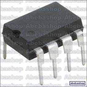 Mcp6002 Dip8 Rail To Rail In-out Amplificador Operacional