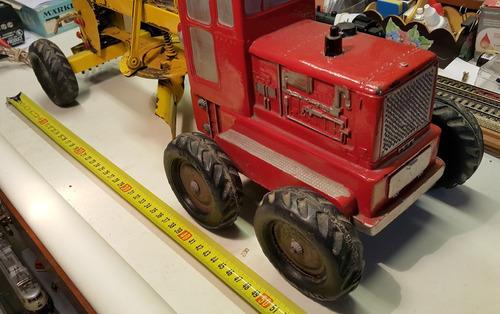 mda3026: duravit antigua niveladora de construcción funciona