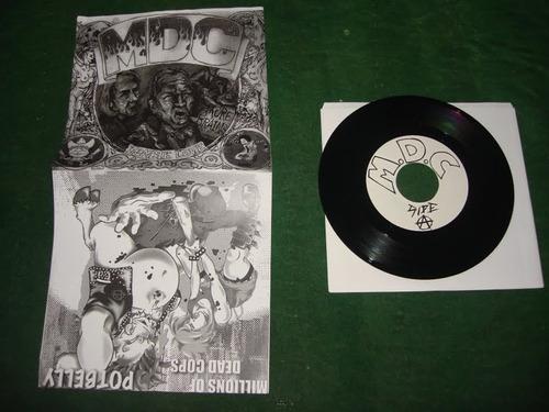 m.d.c. & potbelly - split   ep