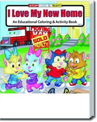 Me Encanta El Libro Para Colorear Y Actividad De Mi Nuevo ...