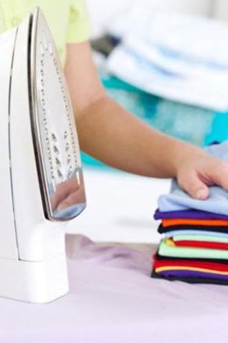 me ofrezco para planchar ropa