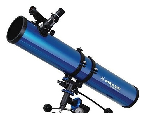 meade instruments 216004 polaris 114 eq reflector telescope