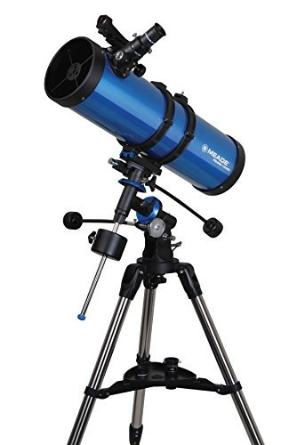 meade instruments 216006 polaris 130 eq telescopio