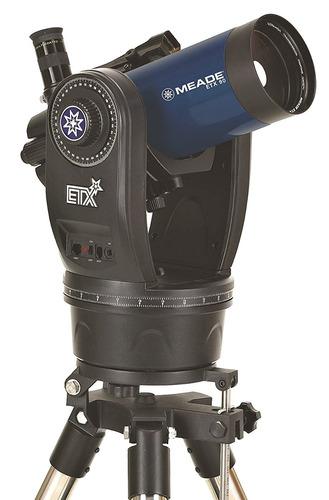 meade instruments etx80observador telescopio refractor