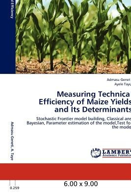 measuring technical efficiency of maize yields  envío gratis