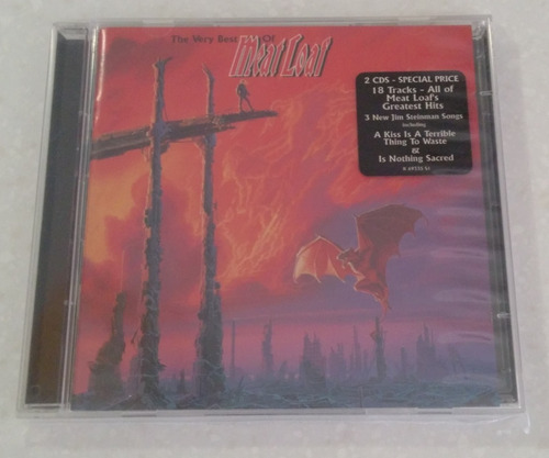 meat loaf - the very best of (2cds, 1998)