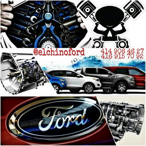 mecánica a domicilio  ford