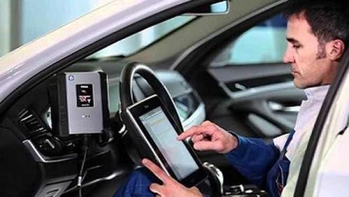 mecánica a domicilio y scanner automotriz