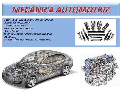mecánica automotriz.