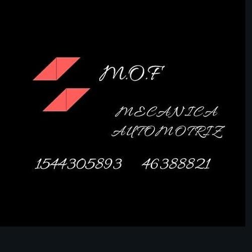 mecanica automotriz mof