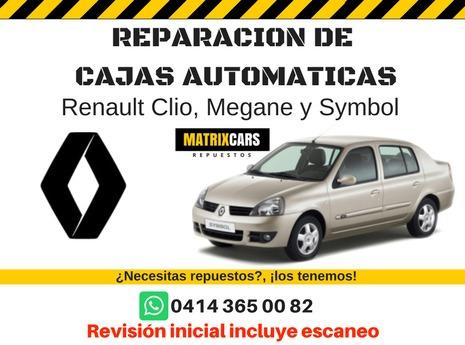 mecanica automotriz renault clio logan megane symbol