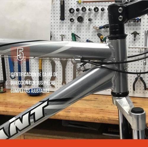 mecánica de bicicletas