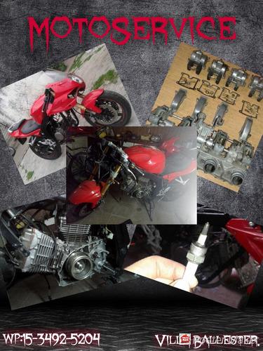mecanica de motos.