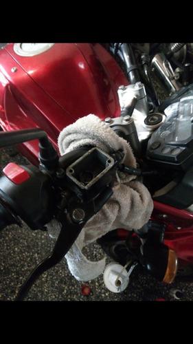 mecánica de motos a domicilio. vicente lópez, zona norte