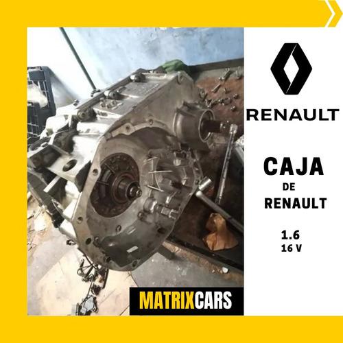 mecánica de renault