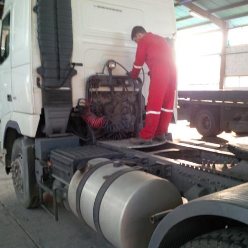 mecanica diesel para camiones, buses y maquinas