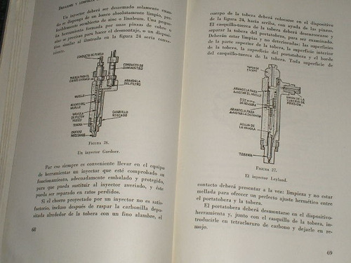mecanica disiel