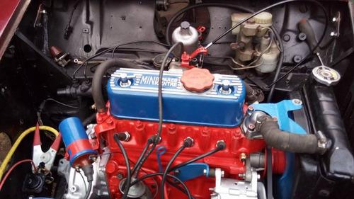 mecanica ,electricidad completa austin mini