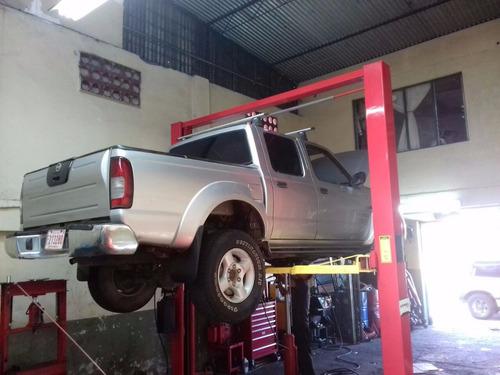 mecánica general y reparaciones de cajas automáticas