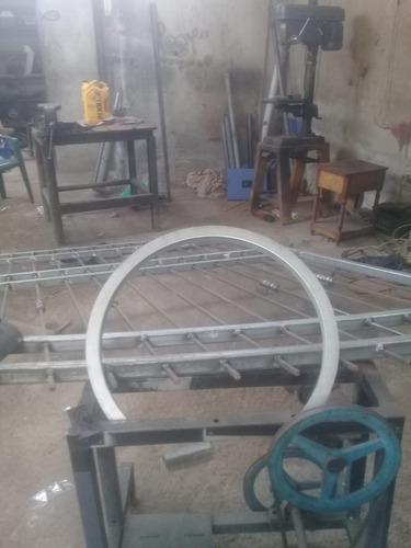 mecánica industrial, trabajos todo tipo aluminio y hierro