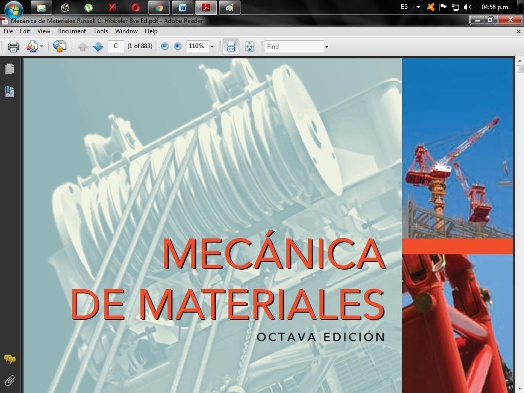 Mecanica De Materiales Hibbeler Pdf