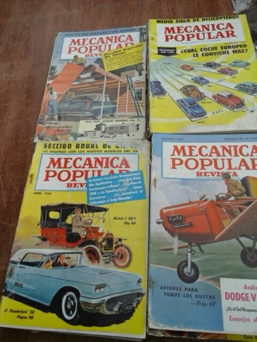mecanica popular
