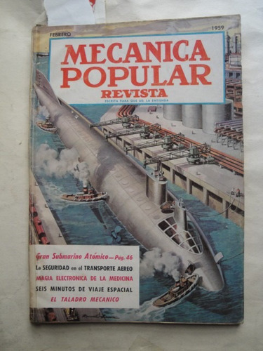 mecanica popular magia lincoln edsel chrysler mercury barcos