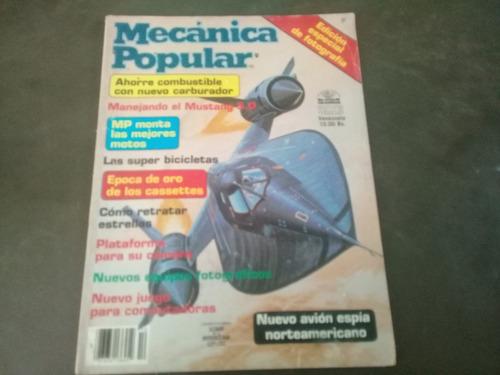 mecánica popular  octubre 82 reportaje ahorre combustible