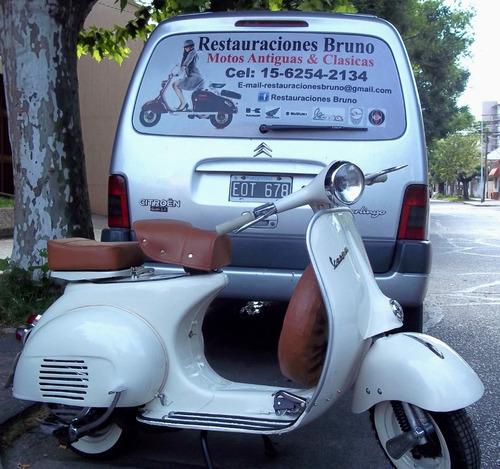 mecanica, restauraciones,siambreta,vespa,zanella,motos