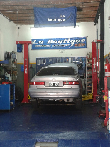 mecanica - suspension - tren delantero - service -