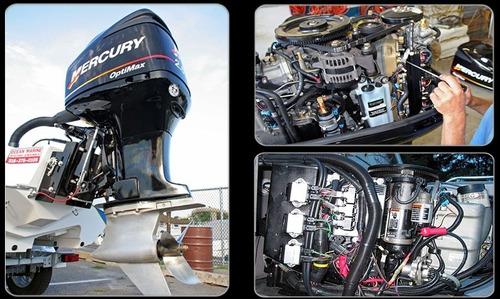 mecanica y repuestos de motores fuera de borda y lanchas