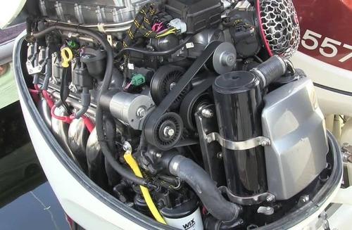 mecánica,reparación y service de motores fuera de borda