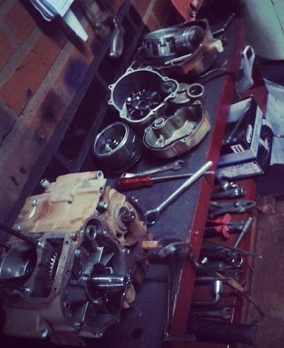 mecánico a domicilio motos taller moto mecánica moto