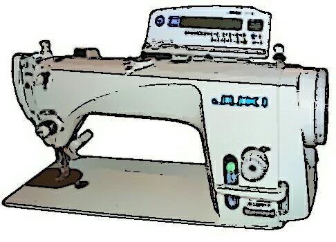 mecánico confección máquinas de coser