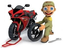 mecanico de moto