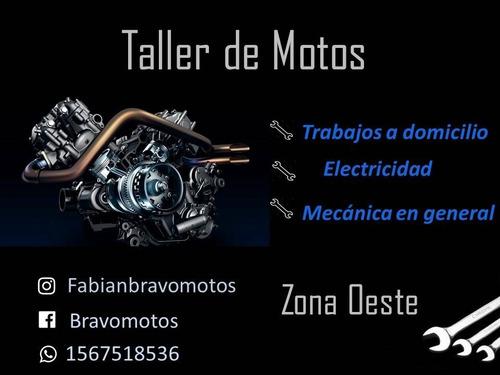 mecanico de motos a domicilio