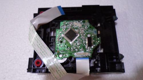 mecanismo completo cd panasonic mod: sc-akx10 cód: rjbx0571a