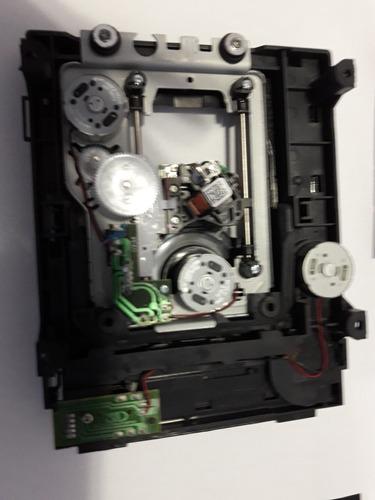 mecanismo completo c/unidade otica dvd mondial modelo d15