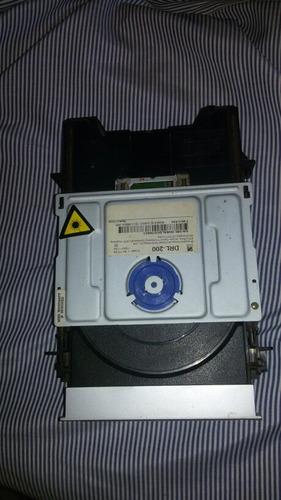 mecanismo completo dvd lenoxx dr-420