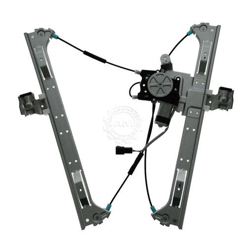 mecanismo con motor elevavidrio piloto trailblazer