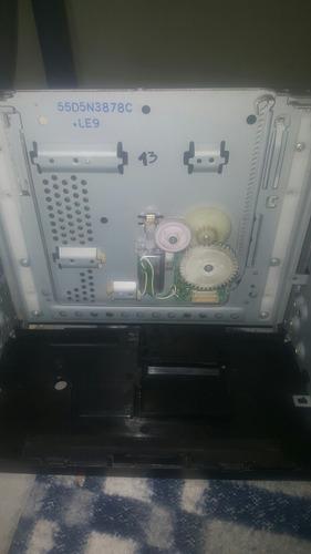 mecanismo con rieles de apertura pioneer avh p3450 al 4450bt