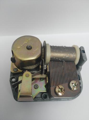 mecanismo de caja de musica sankyo, japon