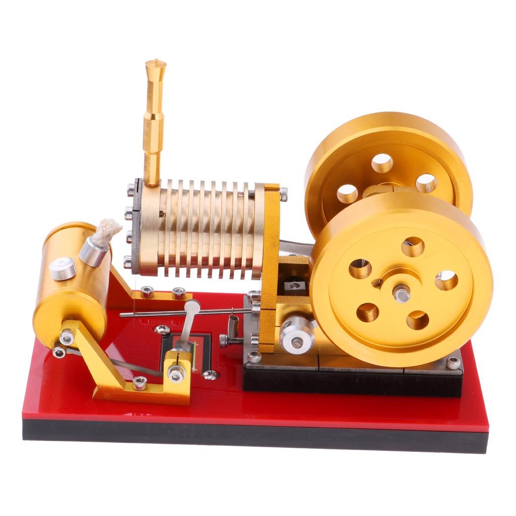 Stirli Mecanismo De Calor Juguete Físico Energía VzqpSUM