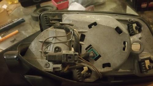 mecanismo de espejo lado chofer bmw serie 5 e60, 525,530,550