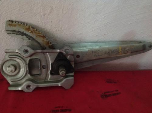 mecanismo de vidrio trasero de yaris