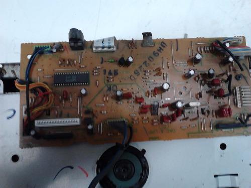 mecanismo do cd som semp toshiba xd-751 com placa e unidade