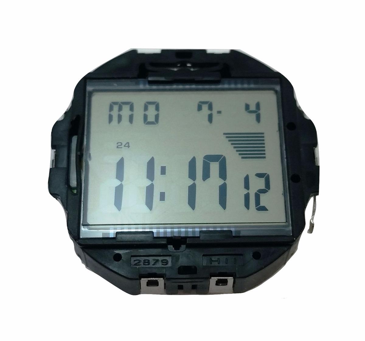 f1d25ceb454 Mecanismo Do Relógio Casio W-201 Original W-201-1av - R  45
