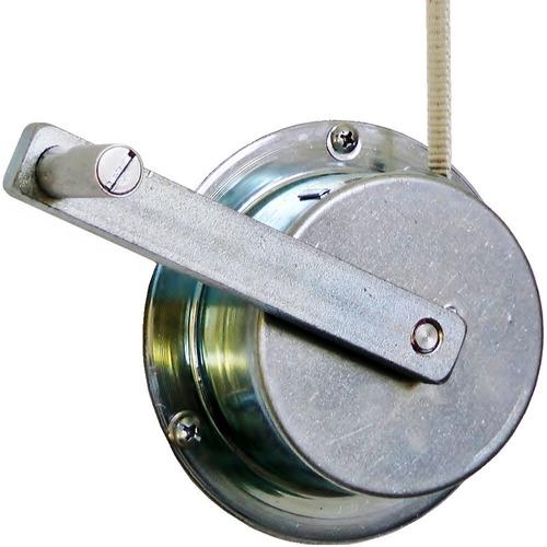 mecanismo elevador a manivela tendedero tender techo roldana - malacate tenders de techo marca abaco